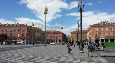 Photo of Monument / Landmark Place Massena at Place Massena, Nice 06000, France