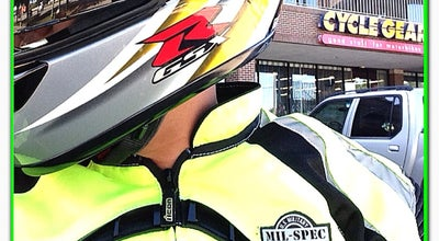 Photo of Motorcycle Shop Cycle Gear at 2301 N Central Expy, Plano, TX 75075, United States