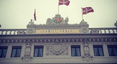 Photo of Hotel Hotel D'Angleterre at Kongens Nytorv 34, Copenhagen 1074, Denmark