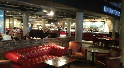 Photo of American Restaurant The Hoxton Grill at 81 Great Eastern Street, London EC2A 3HU, United Kingdom