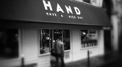Photo of Burger Joint H.A.N.D (Have A Nice Day) at 39 Rue De Richelieu, Paris 75001, France