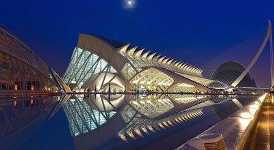 Photo of Museum Ciudad de las Artes y las Ciencias at Av. Del Professor López Piñero, S/n, Valencia 46013, Spain