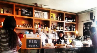 Photo of Cafe Cafe OTO at 18 - 22 Ashwin Street, London, United Kingdom