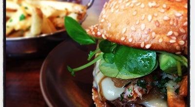 Photo of American Restaurant Roam Artisan Burgers at 23 Lafayette Cir, Lafayette, CA 94549, United States