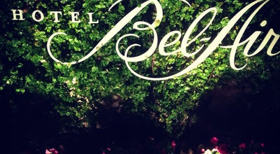 Photo of Hotel Hotel Bel-Air at 701 Stone Canyon Rd., Los Angeles, CA 90077, United States