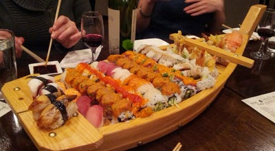 Photo of Japanese Restaurant Sushi Para D at 543 W Diversey Ave, Chicago, IL 60614, United States