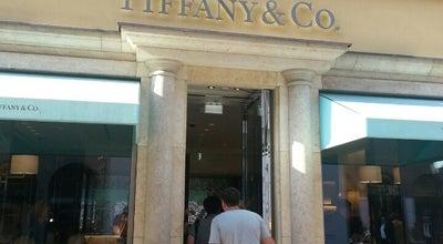 Photo of Jewelry Store Tiffany & Co. at Residenzstrasse 11, Eingang Perusastrasse, Munich 80333, Germany