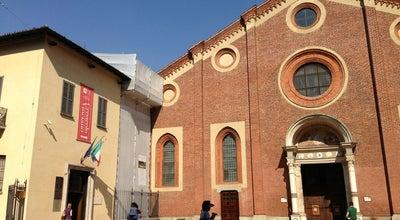 Photo of Art Museum Museo Cenacolo Vinciano at Piazza Santa Maria Delle Grazie 2, Milano 20123, Italy