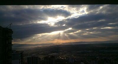 Photo of Mountain Şahin Tepesi at Egekent, İzmir, Turkey