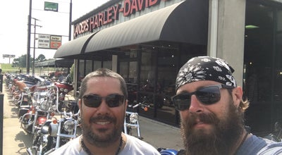 Photo of Motorcycle Shop Landers Harley-Davidson at 10210 Interstate 30, Little Rock, AR 72209, United States