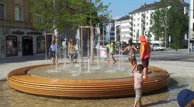 Photo of Plaza Am Harras at Am Harras, München 81373, Germany
