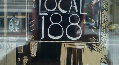 Photo of American Restaurant Local 188 at 685 Congress St., Portland, ME 04102, United States