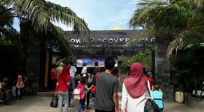 Photo of Water Park Gowa Discovery Park at Kawasan Wisata Benteng Somba Opu, Kabupaten Gowa, Sulawesi Selatan, Indonesia