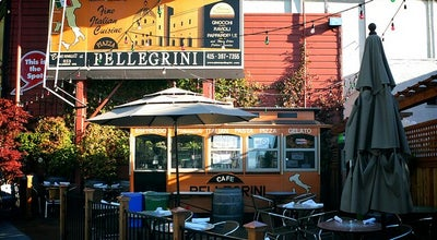 Photo of Italian Restaurant Piazza Pellegrini at 659 Columbus Ave, San Francisco, CA 94133, United States