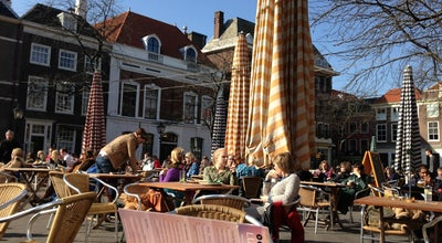 Photo of Cafe De Zwarte Ruiter at Grote Markt 27, Den Haag 2511 BG, Netherlands