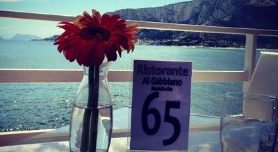 Photo of Italian Restaurant Al Gabbiano at Via Piano Di Gallo 1, Mondello 90151, Italy