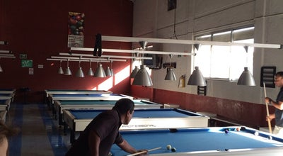Photo of Pool Hall shooters at Mexico