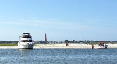 Photo of Beach Disappearing Island at Ponce Inlet, ponce inlet, FL, United States
