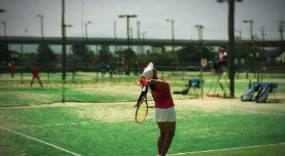 Photo of Tennis Court 松山中央公園 テニスコート at 市坪西町625-1, 松山市 790-0948, Japan