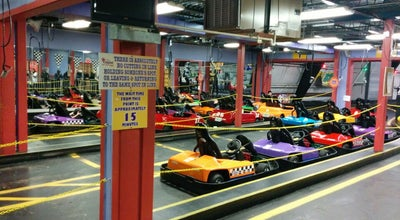 Photo of Tourist Attraction The Funplex at 182 Route 10 West, East Hanover, NJ 07936, United States