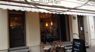 Photo of Cafe Betty'n Caty at Knaackstr. 8, Berlin 10405, Germany