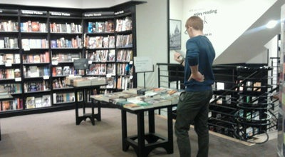 Photo of Bookstore Waterstones at 44-46 Fountain St, Belfast BT1 5EE, United Kingdom