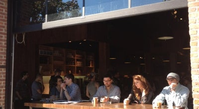 Photo of Coffee Shop Blue Bottle at 160 Berry St, Brooklyn, NY 11211