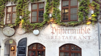 Photo of German Restaurant Pfistermuhle at Pfisterstraße, 4, Munich 80331, Germany