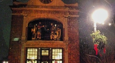 Photo of History Museum Holiday Nights At Greenfield Village at Dearborn, MI 48124, United States