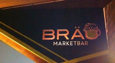 Photo of American Restaurant Bräu Marketbar at Cuesta Hermosa Town Center Carretera La Isabela Esq. Calle Belice, Santo Domingo 10506, Dominican Republic