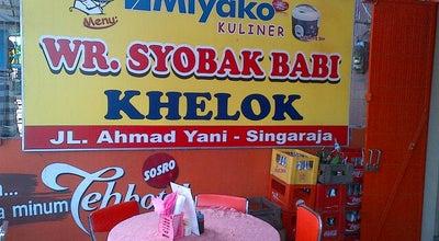 Photo of BBQ Joint Siobak Khelok Singaraja at Jln. Surapati, Singaraja, Indonesia