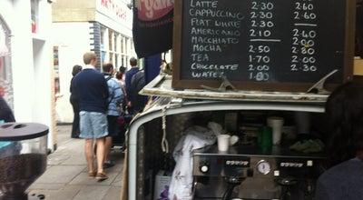 Photo of Coffee Shop Nude Espresso @ GreenwichMarket at United Kingdom