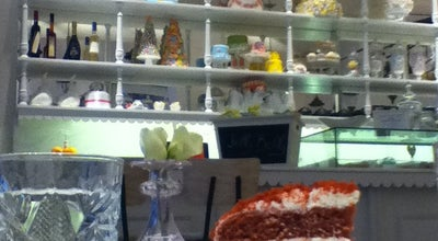 Photo of Cafe Sugar Angel at Λασσάνη 1 & Προξένου Κορομηλά, Thessaloniki 546 22, Greece