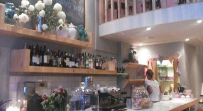 Photo of Cafe Piece of Cake at Χρυσοστόμου Σμύρνης 19, Θεσσαλονίκη 546 22, Greece