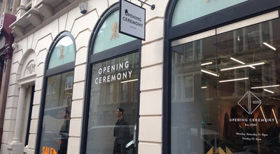 Photo of Clothing Store Opening Ceremony at 35 King St, London, United Kingdom