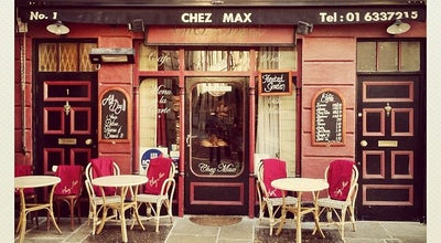 Photo of French Restaurant Chez Max at 1 Palace Street, Dublin Dublin 2, Ireland