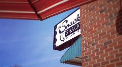Photo of American Restaurant The Snack Shack on Sante Fe at 8039 Santa Fe Dr, Overland Park, KS 66204, United States