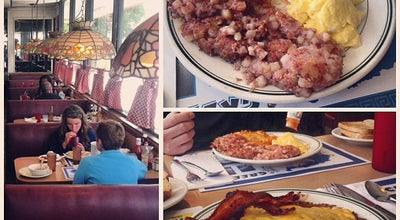Photo of American Restaurant Jimmy's Eastside Diner at 7201 Biscayne Blvd, Miami, FL 33138, United States