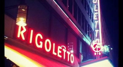 Photo of Tourist Attraction Biografen Rigoletto at Kungsgatan 17, Stockholm, Sweden