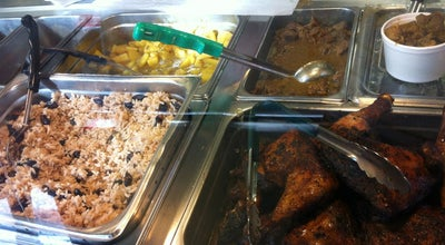 Photo of Caribbean Restaurant Mona's Roti at 4810 Sheppard Ave. East, Toronto Division, ON M1s4n6, Canada