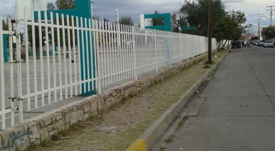 Photo of Basketball Court Unidad deportiva Chapultepec at Urrea, Durango, Mexico