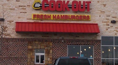 Photo of American Restaurant Cook Out Restaurant at 730 Campbell Ln, Bowling Green, KY 42104, United States