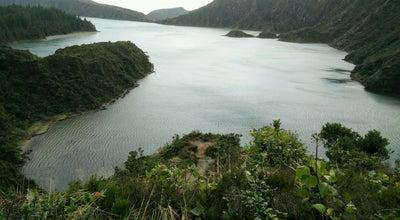 Photo of Scenic Lookout Lagoa do Fogo at Ilha de São Miguel, Portugal