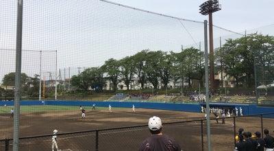 Photo of Baseball Field 福生野球場 at 牛浜162, 福生市 197-0024, Japan