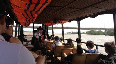 Photo of River Mekong Delta at Qui Sohn Cana, Vietnam