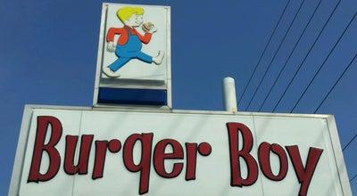 Photo of Restaurant Burger Boy at 201 Ward Blvd, Wilson, NC 27893, United States