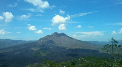 Photo of Volcano Gunung Batur at Kintamani, Bangli, Indonesia