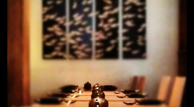 Photo of Japanese Restaurant Nizuni at 22 Charlotte St., London W1T 2NB, United Kingdom