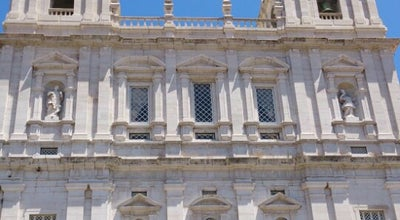 Photo of Monument / Landmark Mosteiro De Sao Vicente De Fora at Largo Sao Vicente, Lisbon 1100-572, Portugal