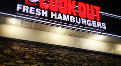 Photo of American Restaurant The Cookout at 715 S College Rd, Wilmington, NC 28403, United States